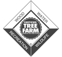Tree farm logo