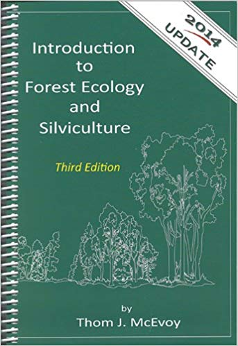 Intro to Forest Ecology and Silviculture book cover
