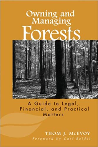Owning and Managing Forests book cover