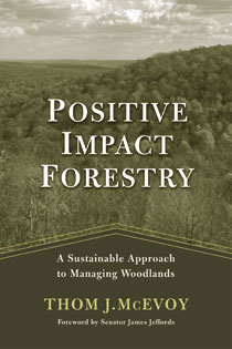 Positive Impact Forestry book cover