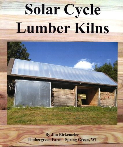 Solar cycle lumber kilns book cover