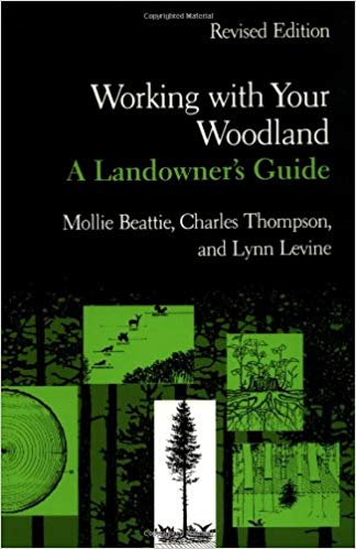 Working with Your Woodland book cover.