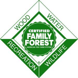 VWA Tree Farm Sign