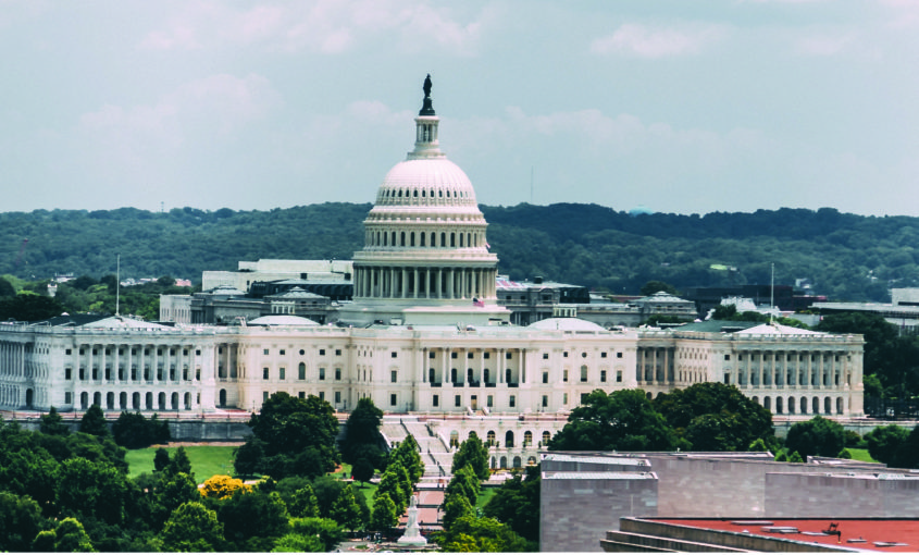 Image of United States Capital Building