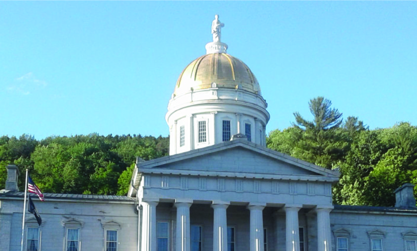 Image of Vermont State House