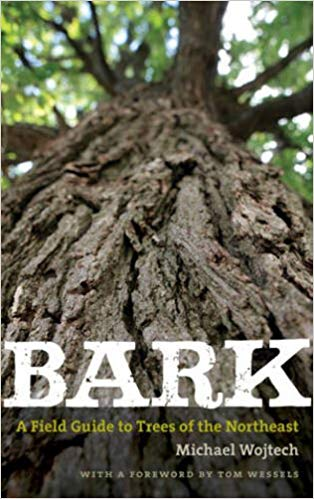 Book cover: Bark, A field guide to trees of the Northeast