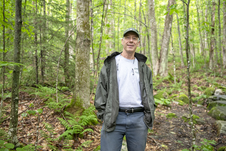 Ken Gagnon of Gagnon Lumber